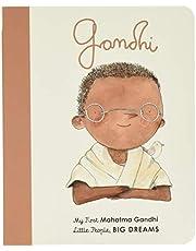 Mahatma Gandhi: My First Mahatma Gandhi (Little People, BIG DREAMS, 25)