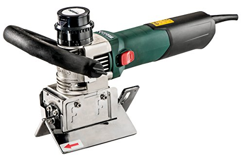 Metabo KFM 15-10 F Beveling Tool for Weld Preparation, 3/8'' Capacity with Lock -On Switch by Metabo