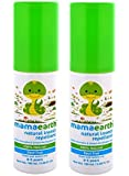 Mamaearth Natural Insect Repellent With Citronella & Lemon Eucalyptus Oil,100ml (0-5 Years) Pack of 2pcs