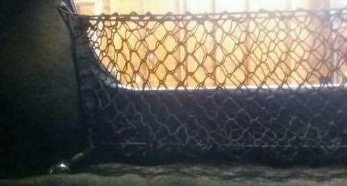 Envelope Style Trunk Cargo Net for Lexus IS250 2006 07 08 09 10 11 2012 IS350 2006 07 08 09 10 11 2012 is F 2008 09 10 11 2012 New