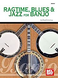 Ragtime Blues and Jazz for Banjo
