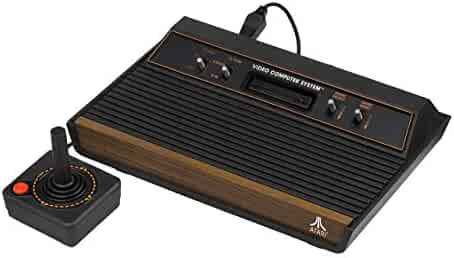 Atari 2600 Video Computer System Console (Renewed)
