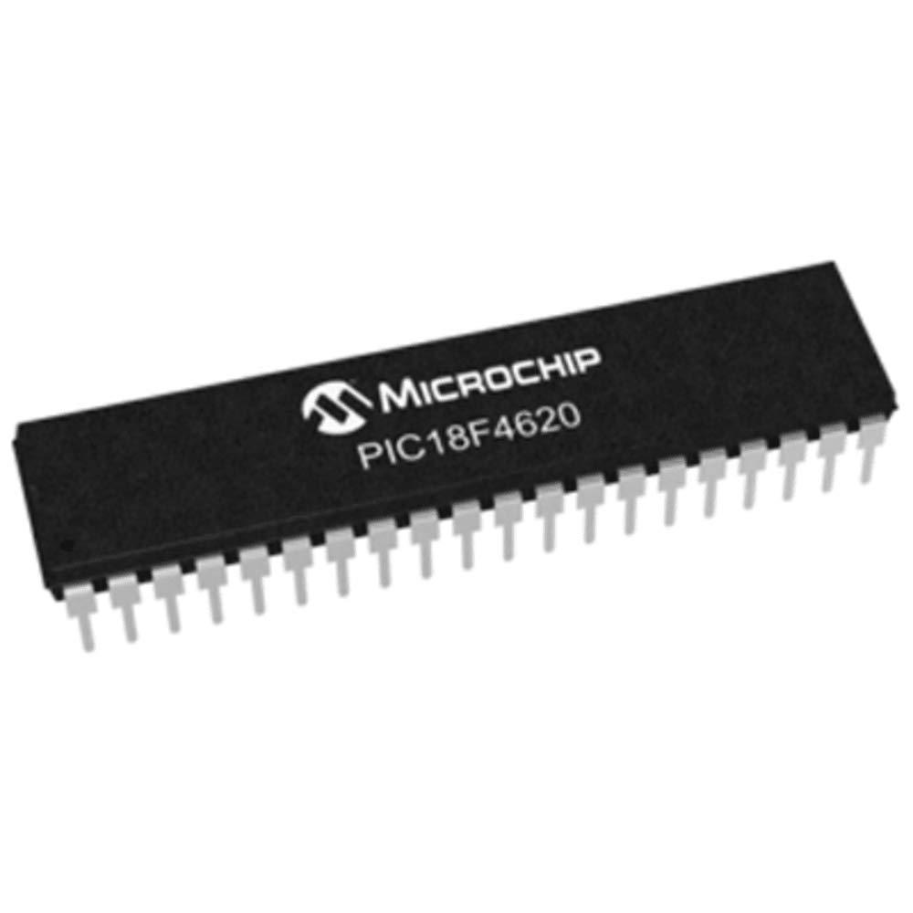 40-Pin; 64 KB Flash; 3968 RAM; 36 I/O; PDIP, Pack of 5