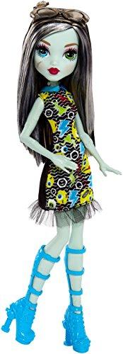 Monster High Frankie Stein Emoji Doll ()