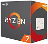 PC Hardware : AMD Ryzen 7 1800X Processor (YD180XBCAEWOF)