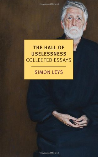 The Hall of Uselessness: Collected Essays (New York Review Books Classics)
