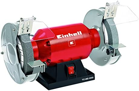 Einhell TH-BG 200 - Esmeriladora, disco 200 mm, 400 W, 230 V ...