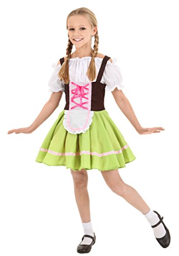 Child German Girl Costume Small