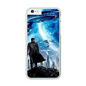 iPhone 6 Plus White Cell Phone Case Star Trek STY790763 Hard Phone Case