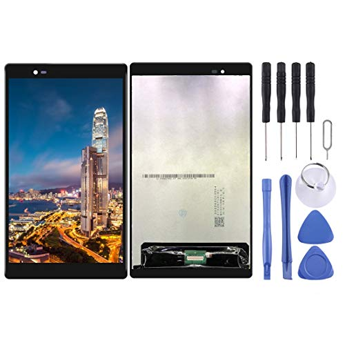 - Don Phone Products LCD Screen and Digitizer Full Assembly for Lenovo Tab3 8 Plus/TB-8703 / TB-8703F / TB-8703N / TB-8703X (Black) (Color : Black)