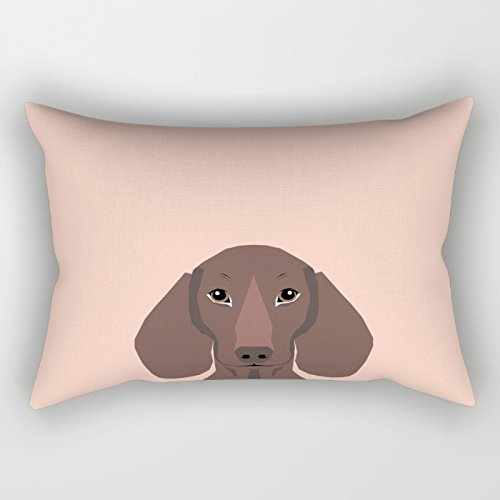 Alphadecor Throw Cushion Covers Of Dogs 18 X - Foreign Exchange Perfume