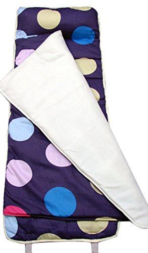 (SoHo Nap Mat , Lavender Polka Dot)