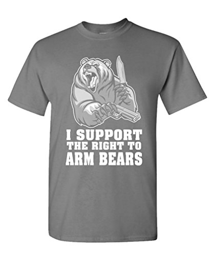 SUPPORT RIGHT ARM BEARS T Shirt