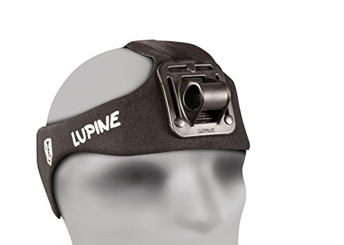 Lupine Lighting Systems Wilma RX 14 HD Headlamp, 3200 Lumens, LED, Bluetooth Control, Heavy Duty Headband, Rechargeable 13.2 Ah SmartCore Lithium-ion Battery by Lupine Lighting Systems (Image #7)
