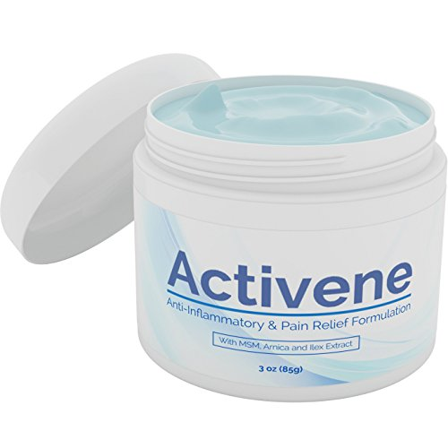 Pain Relief And Anti Inflammatory Cream With Arnica And