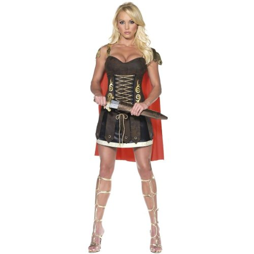 Gladiator Costume - Small - Dress Size 6-8 (2)