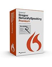 Dragon NaturallySpeaking Premium 13 Bluetooth (Wireless), English