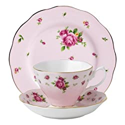 Royal Albert 3-Piece New Country Roses Teacup
