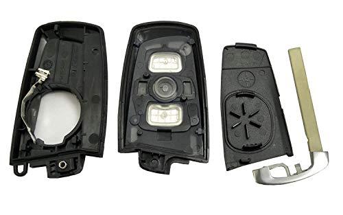 Amazon.com: Carcasa de silicona para llave de BMW de 3 ...