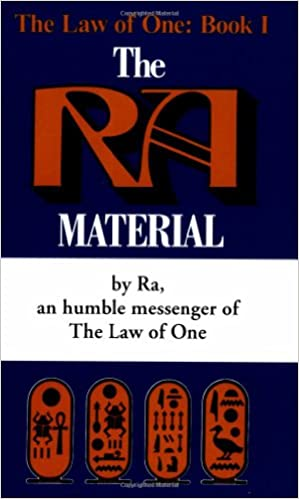 Amazon com: The Ra Material: An Ancient Astronaut Speaks