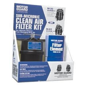Motor Guard M-45-KIT 1/4 NPT Clean Air Filter (Guard Installation Kit)
