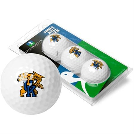 (NCAA Kentucky Wildcats - 3 Golf Ball Sleeve)