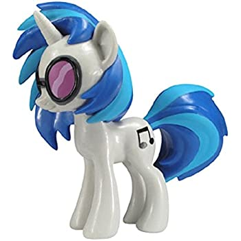 Amazon Com Funko My Little Pony Dj Pon 3 Vinyl Figure