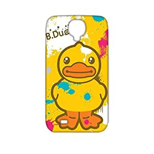 ANGLC Yellow Fifa World cup B.Duck (3D)Phone Case for Samsung Galaxy s4