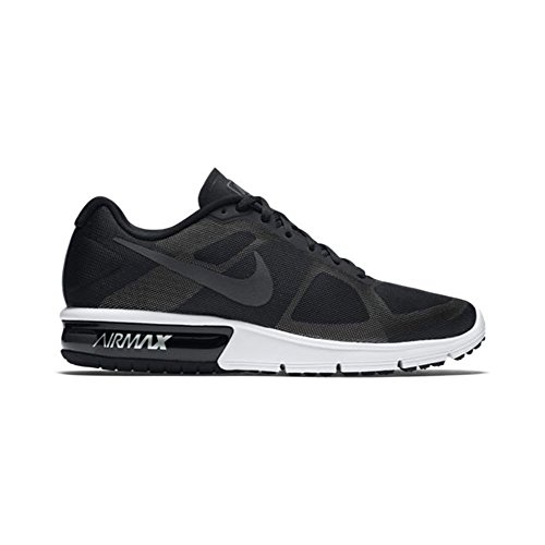 wlf Para mtlc Nike Max Zapatillas Deportivas 46 Hmtt Sequent Hombre Air Gry Eu black white 8RXZxqXwvH