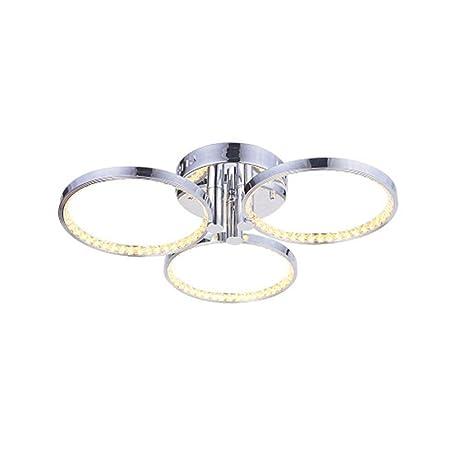 SGWH/Lámparas de techo cromadas perfectas modernas de LED 3 ...