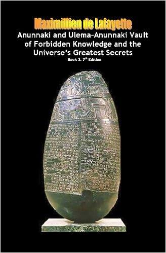 The Anunnaki and Ulema-Anunnaki Vault of Forbidden Knowledge