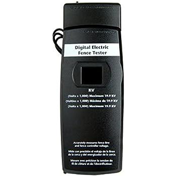 Amazon Com Zareba Fence Doctor Digital Fence Tester And