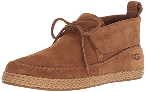 UGG Women's WOODLYN MOC Fashion Boot, Chestnut, 7 M for sale  Delivered anywhere in USA