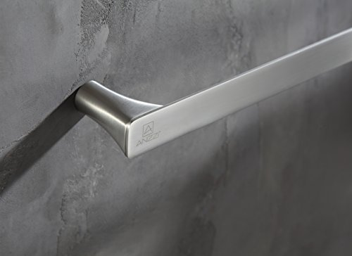 25.13'' Towel Bar - Brushed Nickel - Essence Series AC-AZ052BN - ANZZI by ANZZI (Image #3)