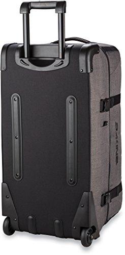 Dakine 10000784  - Unisex Split Roller Luggage Bag - Durable Construction - Split-Wing Collapsible Brace Level - Exterior Quick Access Pockets (Carbon, 85L) by Dakine (Image #2)
