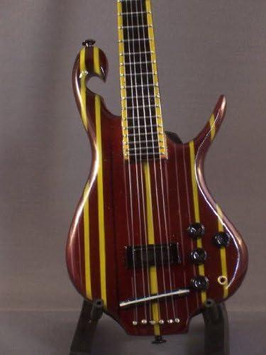 Mini Bass Guitarra Primus Les Clay Pool pantalla regalo: Amazon.es ...