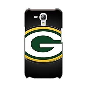 CharlesPoirier Samsung Galaxy S3 Mini Shock Absorption Hard Cell-phone Cases Customized Fashion Green Bay Packers Skin [BFQ9944tPrE]