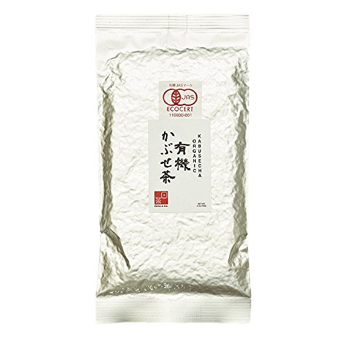 Ocha & Co., Premium Organic Japanese Kabusecha Shade Grown Sencha Loose Leaf Green Tea, 100g 3.5oz.