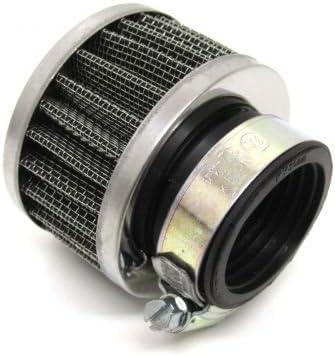 35mm Racing Renn Tuning Sport Luftfilter f/ür Generic Spin GE Stroke XOR 50 ccm