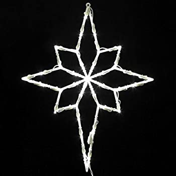 By impact 22 lighted star of bethlehem for Decor star 004 ss