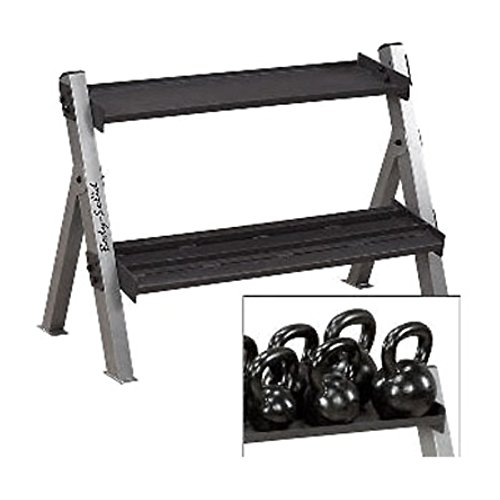 Body Solid Dumbbell/Kettlebell Rack
