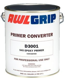 Awlgrip 545 Epoxy Primer Gallon 98-D8001g, White by Awlgrip