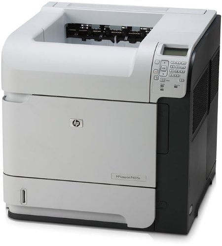 HP LaserJet P4015n Mono Printer (MPS Ready) (52 ppm) (540 MHz) (128 MB) (8.5in x 14in) (1200 dpi) (Max Duty Cycle 225000 Pages) (USB) (Ethernet) (Energy Star) (600 Sheet Input Capacity) (24 Month Warranty) (Renewed)