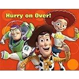 Hallmark Toy Story 3 Invitations - 8 ct
