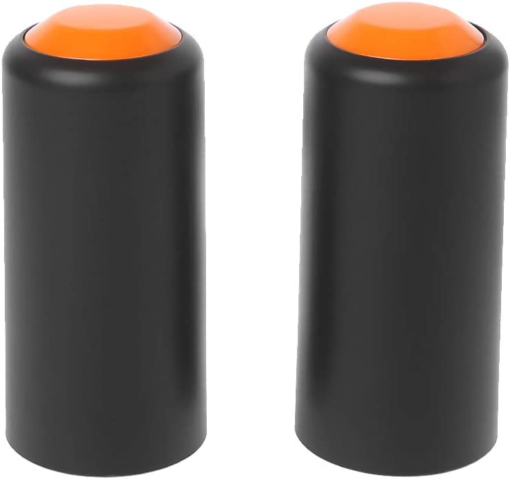 SimpleLife Microphone sans Fil /à vis pour Cache-gobelet pour Microphone de Poche Shure Pgx2 Slx2