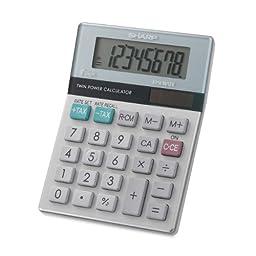 Sharp EL310TB 8 Digit Professional Mini-Desktop Calculator