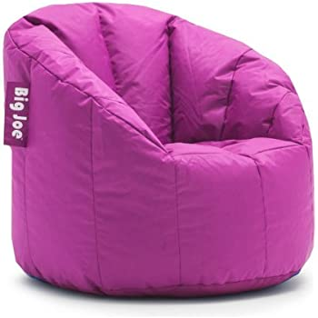 Astonishing Amazon Com Big Joe Milano Bean Bag Chair Multiple Colors Andrewgaddart Wooden Chair Designs For Living Room Andrewgaddartcom