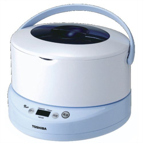 MyFresh TKS-210 ultrasonic cleaner TOSHIBA (Japan Import) by MyFresh TKS-210 ultrasonic cleaner TOSHIBA (Japan Import)