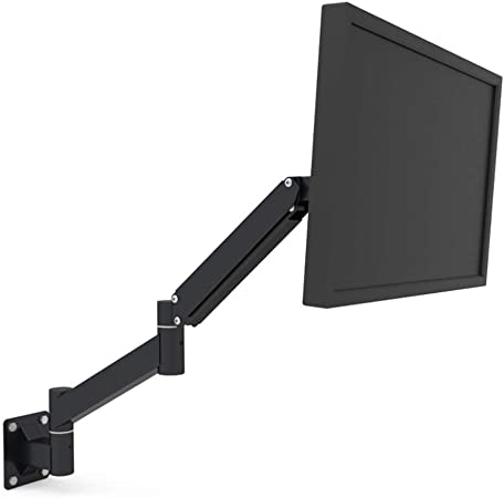 GLJJQMY Soporte para televisor Soporte de pantalla de soporte de pared de 13 a 21 pulgadas