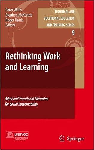 Adult vocational education quite good